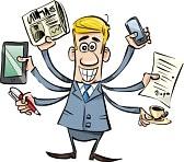 11280504-cartoon-illustrazione-di-uomo-d-affari-occupato